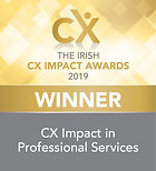 CX Impact in Professional Services