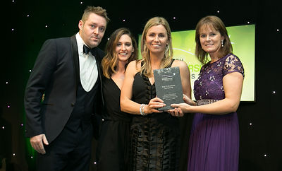 Gas Networks Ireland for TV3's The Restaurant - Irish Sponsorship Awards winners 2017