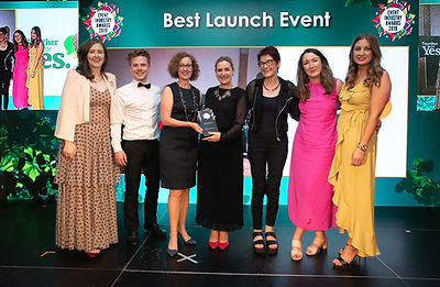 Together for Yes Launch - 2019 Event Industry Awards winner