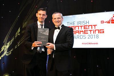 ProfileTree - Irish Content Marketing Awards 2018 Winners