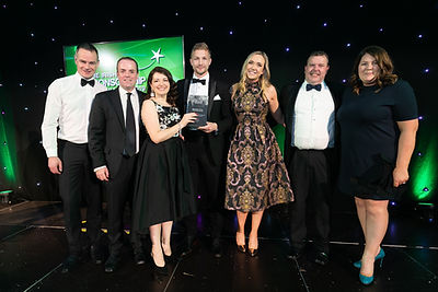 Energia, Leinster Rugby & The Brand Fans Teams - 2019 Irish Sponsorship Awards winner