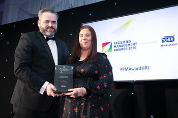 Ryans Cleaning - 2020 Facilities Management Awards winner