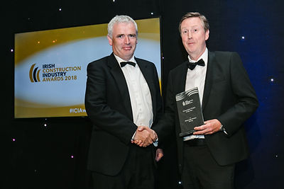 Duggan Brothers - Irish Construction Awards 2018 winnersothers - Irish Construction Awards 2018 winnersvation Project of the Year.jpg