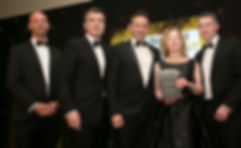 Exertis Supply Chain Services, the Linx Team & Microsoftcon - Pharma Industry awards 2017 winner