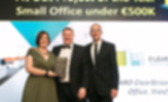 BARD ClearStream Beta Office, Wexford - Fit Out Awards 2017 winners