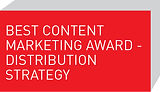 Best Content Marketing Award - Distribution Strategy