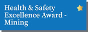 Health & Safety Excellence Award - Mining