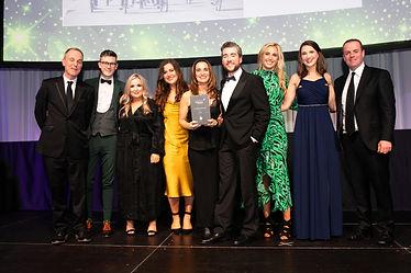 Just Eat - Irish Sponsorship Awards 2018 winners