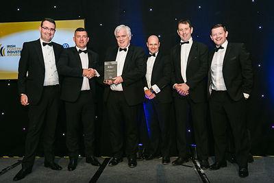 Turner & Townsend - Irish Construction Awards 2018 winners