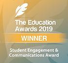 Student Engagement/Communications Award