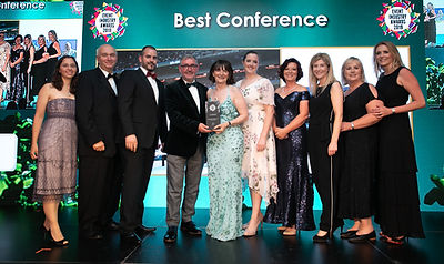 WMOF2018 & Pope Francis's Visit to Ireland - 2019 Event Industry Awards winner