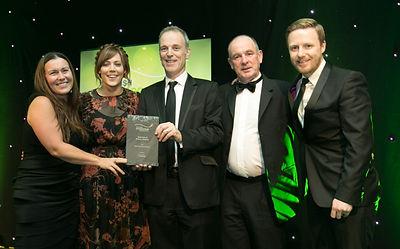Aldi Community Games - Irish Sponsorship Awards winners 2017