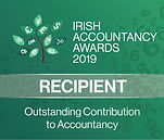 Outstanding Contribution to Accountancy