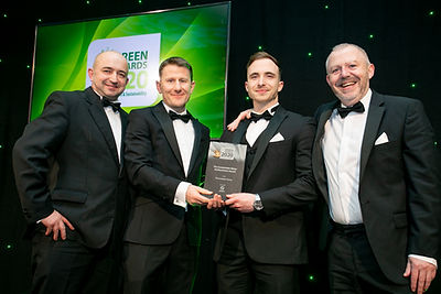 The Icewater Group - The Green Awards 2020 winners