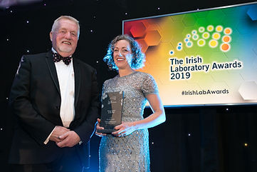 Dr. Jenny Lawler - The Irish Laboratory Awards 2019 winner