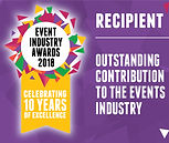 Outstanding Contribution to the Events