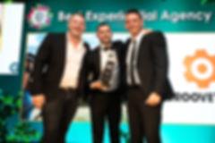 Grooveyard Agency - 2019 Event Industry Awards winner