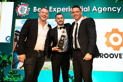 Grooveyard Agency - 2019 Event Industry Awards winner