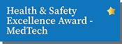 Health & Safety Excellence Award - MedTech