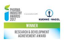 Research & Development Achievement Award