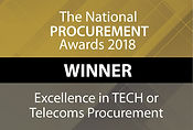 Excellence in TECH or Telecoms