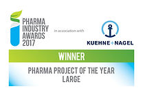 Pharma Project of the Year - Large