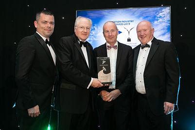 Dublin Airport - Aviation Industry Awards 2019 winner