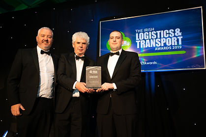 Transdev Dublin Light Rail - Irish Logistics & Transport Awards 2019 winners