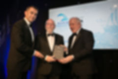 Capt. Viv Gough - Marine Industry Awards 2017 winners