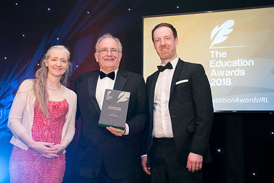 Griffith College - The Education Awards 2018 winners