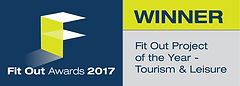 Fit Out Project of the Year - Tourism & Leisure winner logo