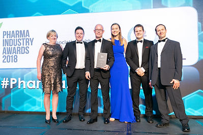 Almac Group - Pharma Industry Awards 2018 winners