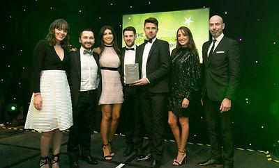 Littlewoods Ireland for GAA Hurling All-Ireland Senior Championship- Irish Sponsorship Awards winners 2017