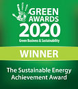 The Sustainable Energy Achievement Award