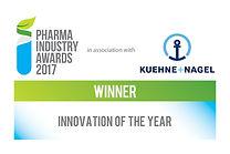Pharma Industry Company of the Year