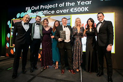 MOLA Architecture - 2019 Fit Out Awards 2019 winner