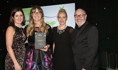 The Bord Gáis Energy Student Theatre Awards - Irish Sponsorship Awards winners 2016