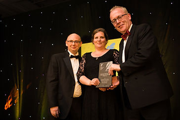 School of Education, Ulster University - The Education Awards 2017 winners