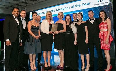 Sanofi Waterford - Pharma Industry awards 2017 winner