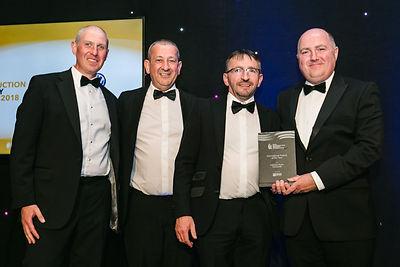 McAleer & Rushe - Irish Construction Awards 2018 winners