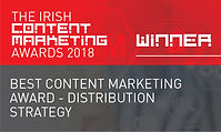 Best Content Marketing Award - Distribution Strategy 2018