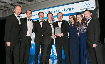 HealthBeacon - Pharma Industry awards 2017 winner