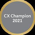 CX Champion 2021