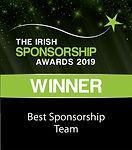 Best Sponsorship Team