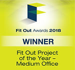 Fit Out Project of the Year – Medium Office