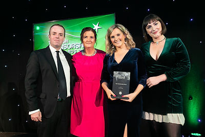 SSE Airtricity - 2019 Irish Sponsorship Awards winner