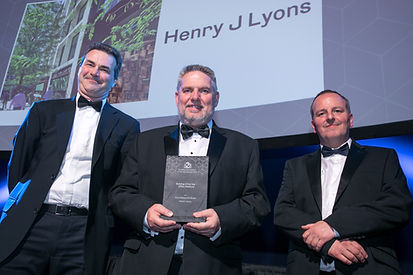 Henry J Lyons - 2019 Building and Architect of the Year Awards winner