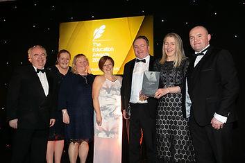TU Dublin - Tallaght Campus & Pfizer Newbridge - The Education Awards 2019 winners