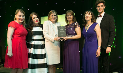 Accenture for Women on Walls - Irish Sponsorship Awards winners 2017