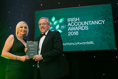 Trinity College Dublin - Irish Accountancy Awards 2018 winners